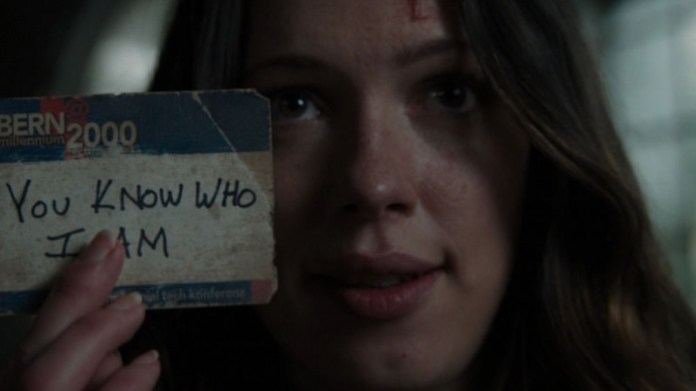 Rebecca Hall en Iron Man 3