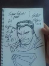 Superman de Salva Espín