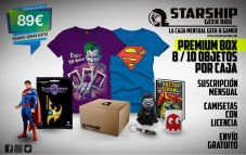 StarShip Premium Box