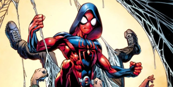 Ben Reilly The Scarlet Spider destacada