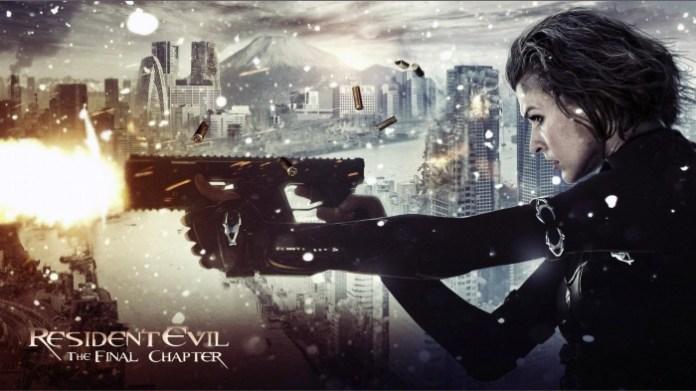 Resident Evil Capítulo Final