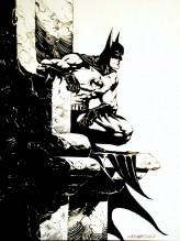 bernie wrightson - batman the cult 02