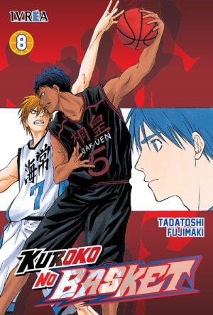 kuroko no basket 8 ivrea analisis critica opinion