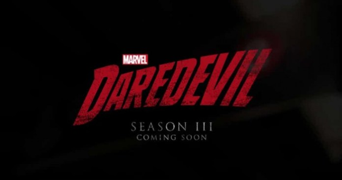 Daradevil 3 Temporada Netflix Marvel