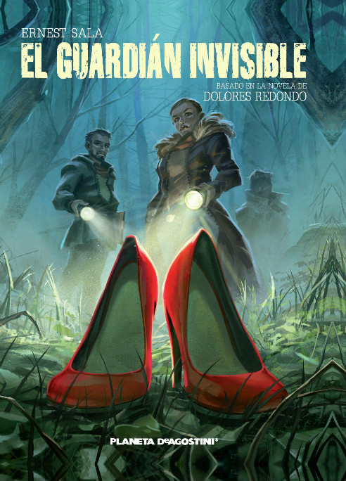 Reseña de 'El guardián invisible' y 'Legado en los huesos' (Cómic)