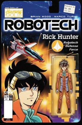 Robotech 1 Titan Comics 003