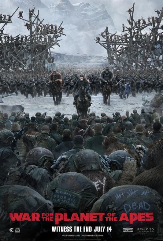 'La guerra del planeta de los simios' Nuevo Tráiler