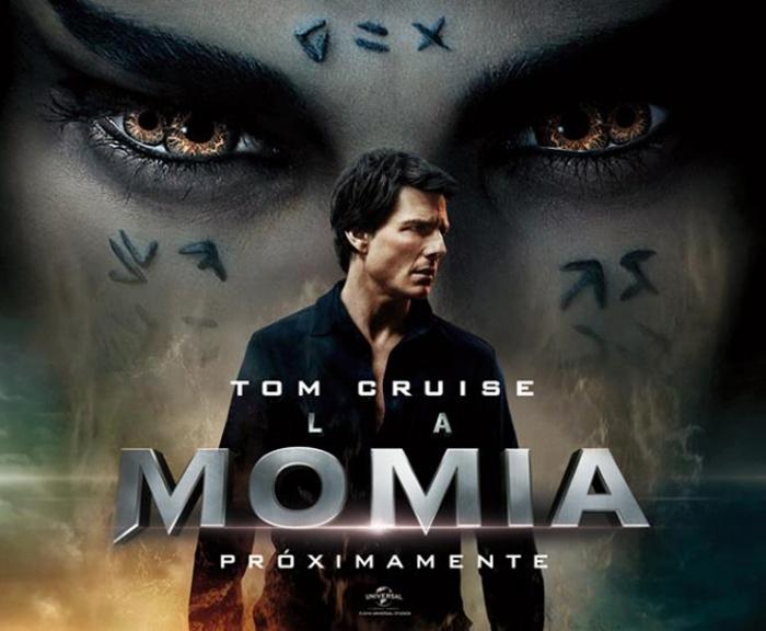 La Momia Universal Pictures Tom Cruise