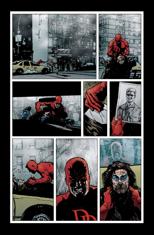 Marvel Saga Daredevil