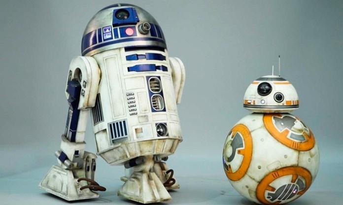 Star Wars J. J. Abrams y Rian Johnson Destacada
