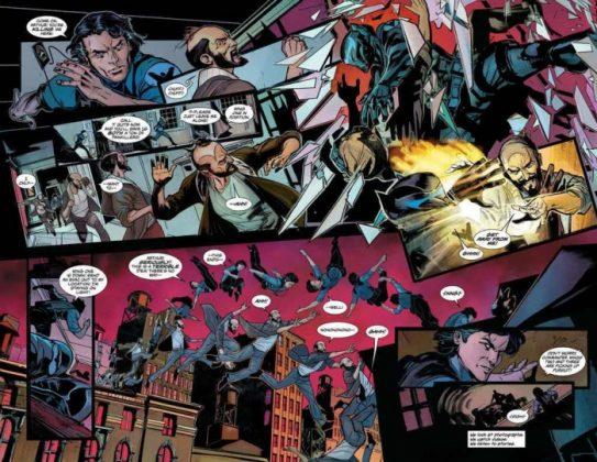 Nightwing acaba con el Universo DC en la próxima miniserie 'Nightwing: The New Order'