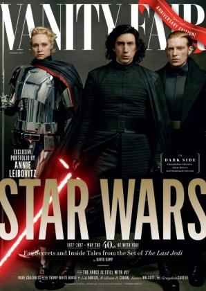 Desveladas las portadas de Vanity Fair sobre 'Star Wars: Los últimos Jedi' 002