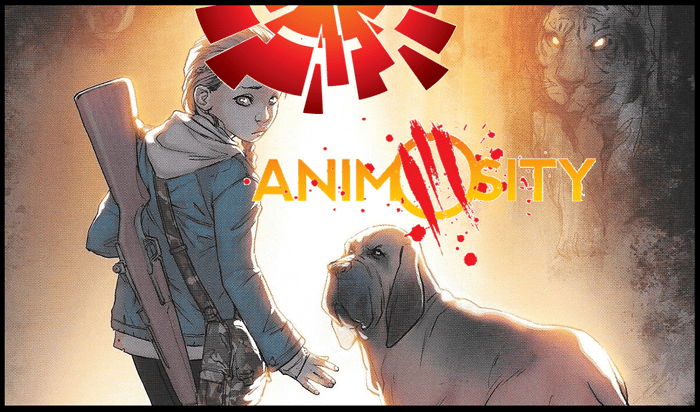 Animosity portada