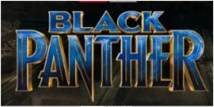 Black Panther - logo nuevo
