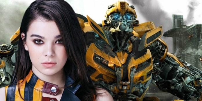 Hailee Steinfeld en conversaciones para ser la protagonista del spin-off de Transformers