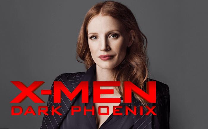 Jessica Chastain - X-Men Dark Phoenix