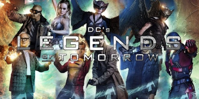 Legends of Tomorrow Pictures
