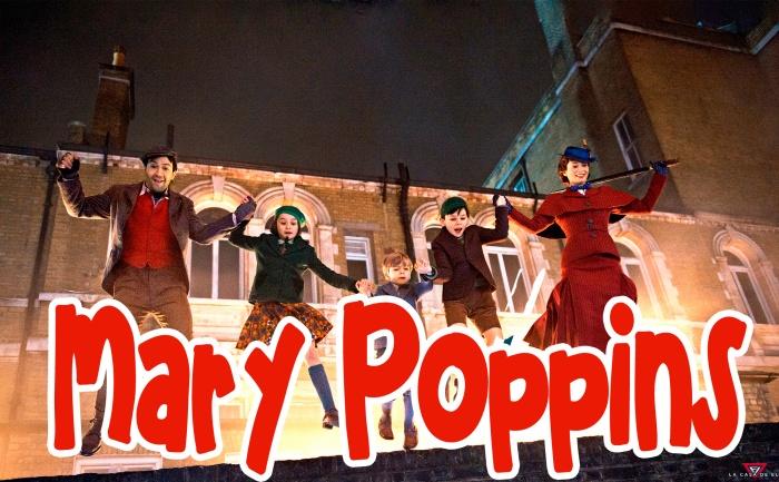 Nueva galería de fotos de 'Mary Poppins Returns'