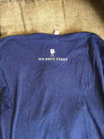 Se publican fotografías de las camisetas de producción del spin-off de Han Solo 009