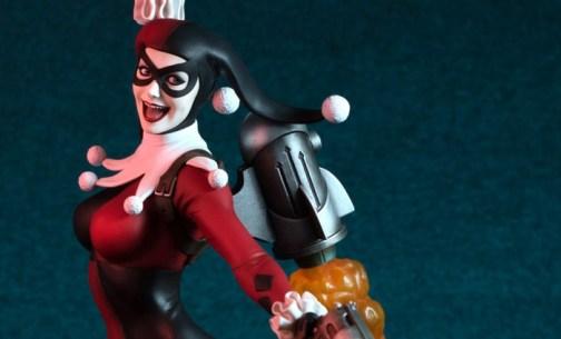 Tweeterhead presenta una nueva figura de Harley Quinn 011