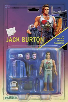 Primer vistazo a 'Big Trouble In Little China: Old Man Jack' #1 003