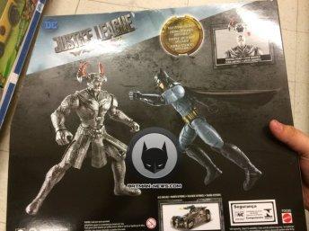 Steppenwolf y Batman 2