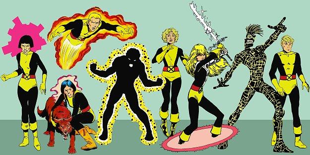 Comienza el rodaje de 'New Mutants' 002