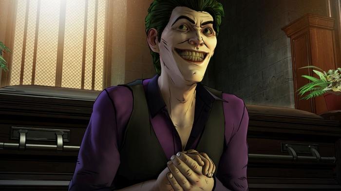 telltale games batman