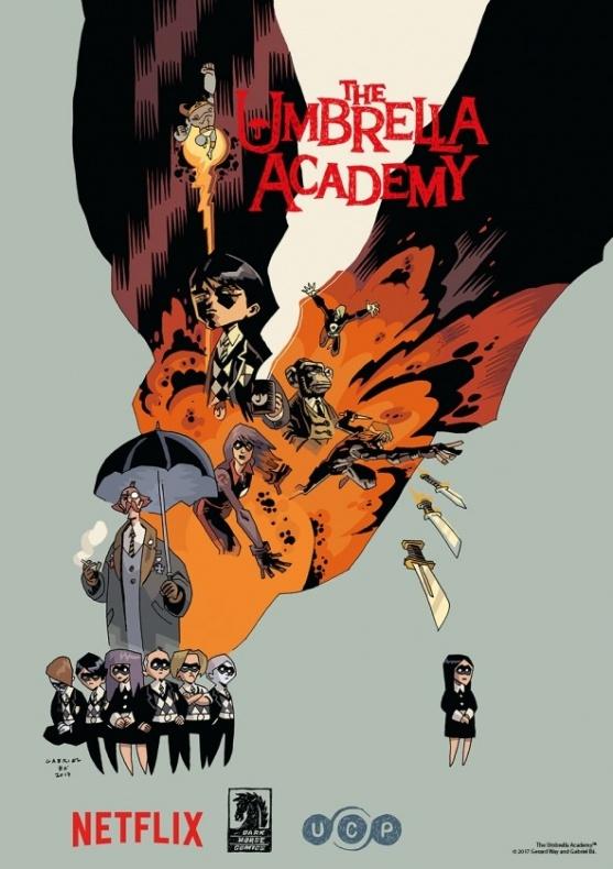the umbrella academy 4