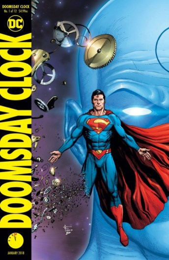 DC Comics desvela las portadas del cómic 'Doomsday Clock' #1 (4)