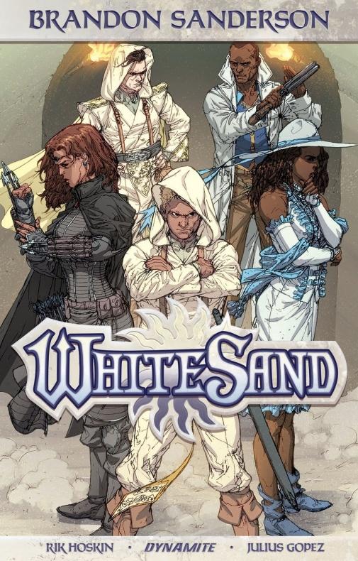 El segundo volumen de 'Arena Blanca' llegará en inglés en noviembre (1)