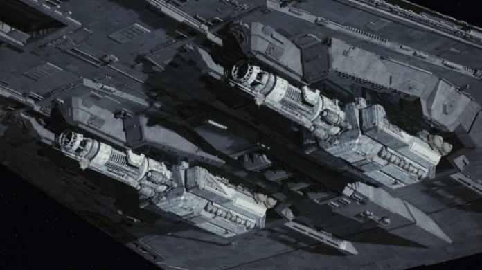 Star Wars Desveladas nuevas unidades de combate de la Primera Orden 5