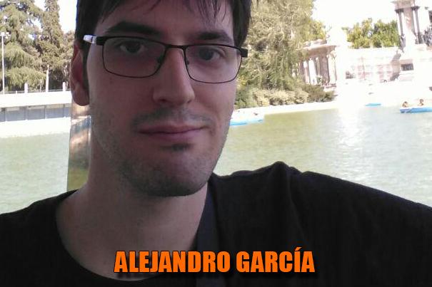 Alejandro García - VGCómic