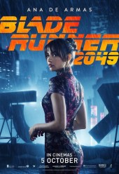 Blade Runner 2049 carteles personajes