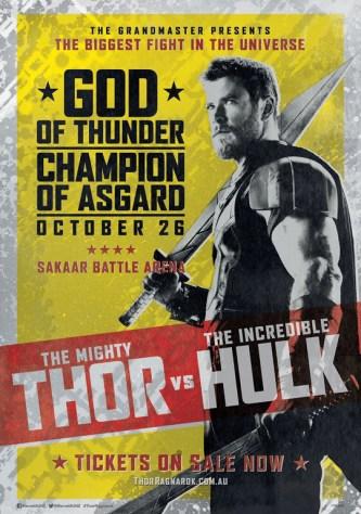 Thor Ragnarok #8