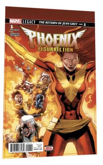 Phoenix Resurrection (4) 1