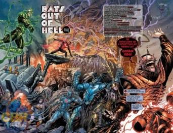 'Justice League' #33. 1