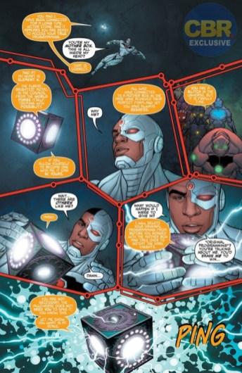 'Justice League' #33. 3