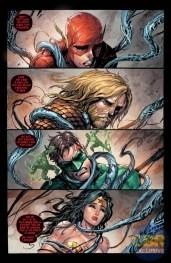'Justice League' #33.