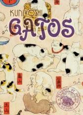 Tesoros de Japón Gatos Satori