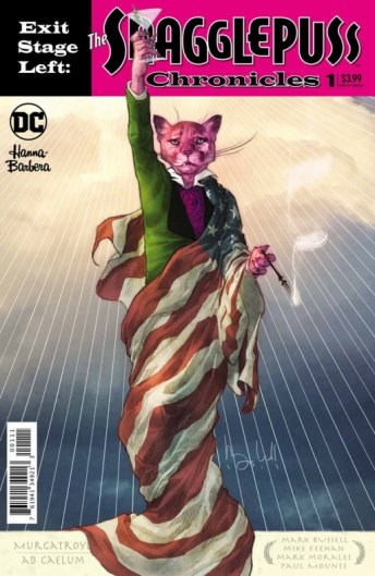 Exit Stage Left The Snagglepuss Chronicles 4