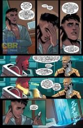 'Justice League of America' #21 2