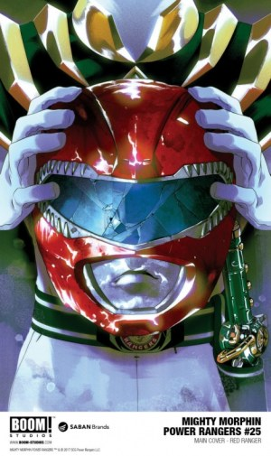 Mighty Morphin Power Rangers #25 (3)