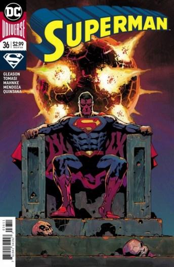 Superman nuevo encabezado