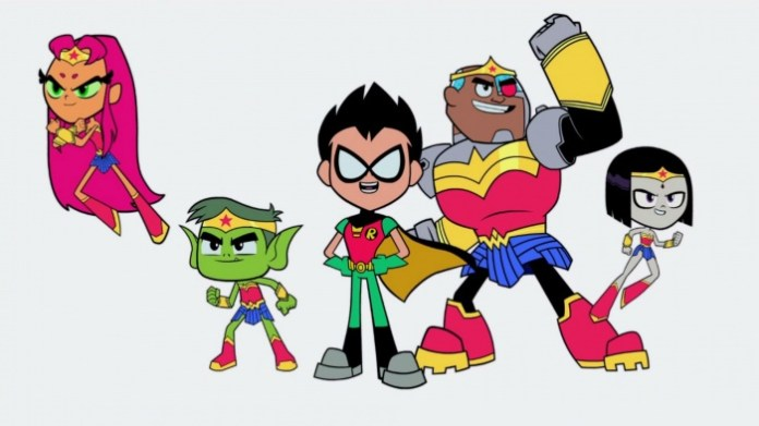 Teen Titans go To the movies' 1