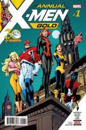 'X-Men Gold Annual' 1