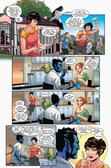 'X-Men Gold Annual' 5