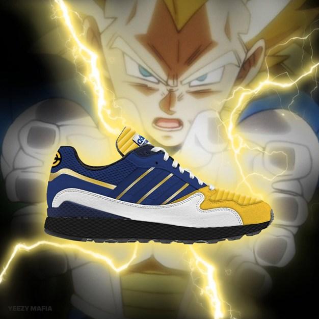 Dragon Ball Adidas