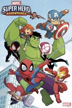 'Marvel Super Hero Adventures' #1 1
