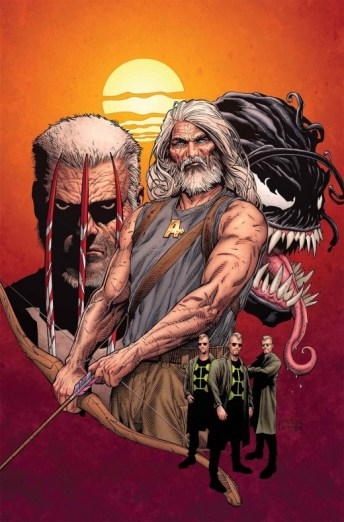 'Old Man Hawkeye' 5